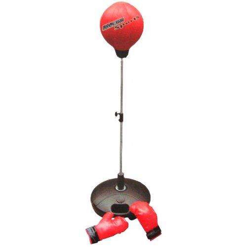 pin frappe punching ball avec gants 57 95 45 00 hadjim punching on pinterest. Black Bedroom Furniture Sets. Home Design Ideas