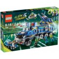 LEGO ALIEN CONQUEST 7066 LE QG DE DEFENSE TERRESTRE