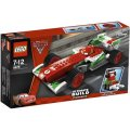 LEGO CARS 2 EXCLUSIVITE 8678 FRANCESCO BERNOULLI