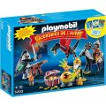 PLAYMOBIL NOEL 5493 CALENDRIER AVENT TRESOR ROYAL DU DRAGON ASIATIQUE