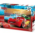 PUZZLE DISNEY CARS 100 PIECES - KING - 4757B