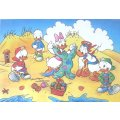 PUZZLE DISNEY DONALD A LA PLAGE 99 PIECES - 04099812