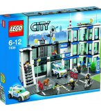 LEGO CITY 7498 LE COMMISSARIAT DE POLICE