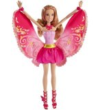 MATTEL - T7350 - BARBIE - POUPEE - BARBIE FEE STYLEE ROSE