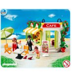 PLAYMOBIL VACANCES 5129 CAFE DU PORT