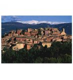 PUZZLE ROUSSILLON VAUCLUSE 1000 PIECES - COLLECTION PAYSAGE DE FRANCE - NATHAN - 876433