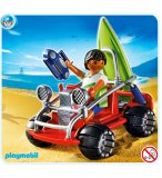 PLAYMOBIL VACANCES 4863 BUGGY