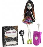 POUPEE MONSTER HIGH GOULES EN VACANCES SKELITA CALAWERAS - MATTEL - Y7656
