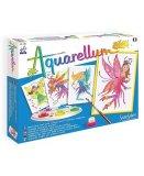 AQUARELLUM JUNIOR FEES - SENTOSPHERE - 672 - LOISIRS CREATIFS