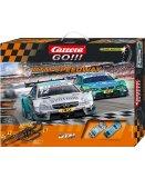 CARRERA GO - CIRCUIT DTM SPEEDWAY - VOITURES BMW / MERCEDES - 62390
