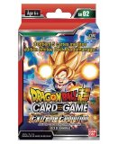 DECK DRAGON BALL Z EXTREME EVOLUTION - SON GOKU SUPER SAIYAN - BANDAI - CARTES A COLLECTIONNER