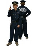 DEGUISEMENT POLICIER 10 ANS