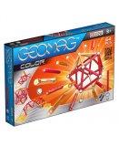 GEOMAG COLOR - 64 PIECES - JEU DE CONSTRUCTION MAGNETIQUE