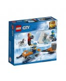 LEGO CITY 60191 LES EXPLORATEURS DE L'ARCTIQUE