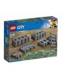 LEGO CITY 60205 PACK DE RAILS