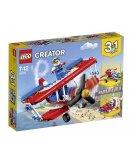 LEGO CREATOR 31076 L'AVION DE VOLTIGE A HAUT RISQUE