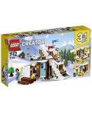 LEGO CREATOR 31080 LE CHALET DE MONTAGNE