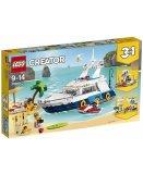 LEGO CREATOR 31083 LES AVENTURES EN CROISIERE