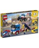 LEGO CREATOR 31085 LE SPECTACLE DES CASCADEURS