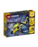 LEGO CREATOR 31092 L'AVENTURE EN HELICOPTERE