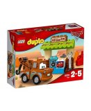 LEGO DUPLO CARS 3 10856 LA CABANE DE MARTIN