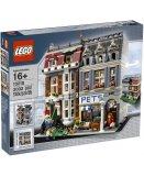 LEGO EXCLUSIVITE 10218 L'ANIMALERIE