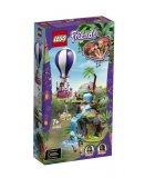LEGO FRIENDS 41423 LE SAUVETAGE DES TIGRES EN MONTGOLFIERE