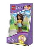 LEGO FRIENDS PORTE-CLES LUMINEUX ANDREA - MINI LAMPE DE POCHE