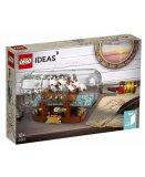 LEGO IDEAS 21313 BATEAU DANS UNE BOUTEILLE