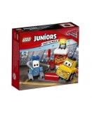 LEGO JUNIORS 10732 L'ARRET AU STAND DE GUIDO ET LUIGI