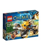 LEGO LEGENDS OF CHIMA 70002 LE MONSTER TRUCK DE LENNOX