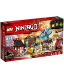 LEGO NINJAGO 70590 L'ARENE DE COMBAT AIRJITZU