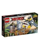 LEGO NINJAGO MOVIE 70609 LE BOMBARDIER RAIE MANTA