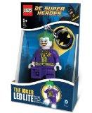 LEGO SUPER HEROES PORTE CLE MINI LAMPE DE POCHE - LE JOCKER