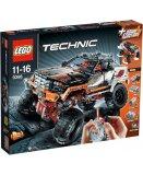 LEGO TECHNIC 9398 LE 4x4 CRAWLER