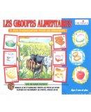 LES GROUPES ALIMENTAIRES - JEU EDUCATIFS