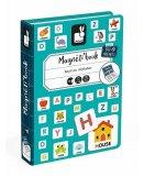 MAGNETI'BOOK ALPHABET ANGLAIS - JANOD - J02712 - JEU ECRITURE