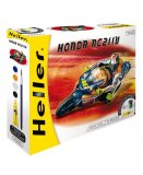 MAQUETTE MOTO HONDA RC211V 2002 - ECHELLE 1/24 - HELLER - 50923P