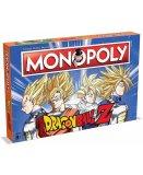 MONOPOLY DRAGON BALL Z - WINNING MOVES - 0996 - JEU DE SOCIETE PLATEAU