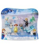 PACK ENFANT LA REINE DES NEIGES - LITTLE KINGDOM DISNEY - HASBRO - B9210