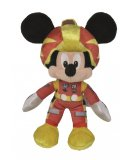 PELUCHE DISNEY MICKEY ROADSTER RACERS 20 CM - NICOTOY - 5874391A
