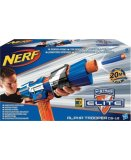 PISTOLET NERF N STRIKE ELITE ALPHA TROOPER CS 12 - HASBRO - A3698 - JEU PLEIN AIR
