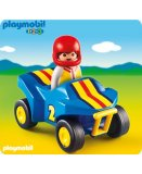 PLAYMOBIL 1.2.3 6782 QUAD
