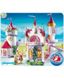 Salle manger royale playmobil 5145 chteau de la princesse for Playmobil princesse 5142