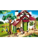 PLAYMOBIL COUNTRY 6811 MAISON FORESTIERE