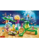 PLAYMOBIL MAGIC 70094 PAVILLON DE CORAIL AVEC DOME LUMINEUX