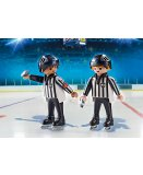 PLAYMOBIL SPORTS & ACTION 6191 ARBITRES DE HOCKEY