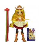 POUPEE APPEL JACK COUETTES CAMPAGNARDES - RAINBOW ROCKS - MY LITTLE PONY EQUESTRIA GIRLS - HASBRO - B1999