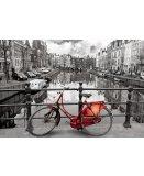 PUZZLE AMSTERDAM  1000 PIECES - EDUCA - 14846