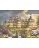 PUZZLE CHATEAU DE CHAMBORD 1000 PIECES - RAVENSBURGER - 154289